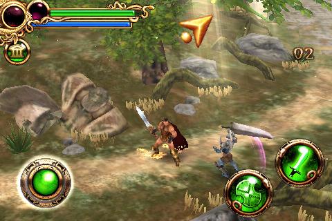 Android Juegos Hd Gameloft Para Pantallas Hvga Tecnologiclive